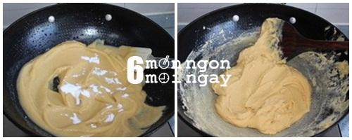 Cách làm bánh đậu xanh thơm ngon bằng nồi cơm điện - hình 3
