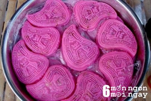 Cách làm bánh hồng đào cực xinh cho Tết thêm may mắn - hình 1