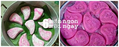 Cách làm bánh hồng đào cực xinh cho Tết thêm may mắn - hình 6