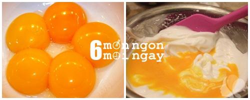 Cách làm kem trứng gà mật ong mát lạnh cực dinh dưỡng - hình 3