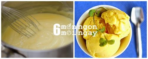 Cách làm kem trứng gà mật ong mát lạnh cực dinh dưỡng - hình 4