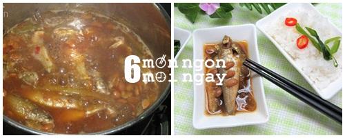Cách làm món cá linh kho tương mang đậm bản sắc Việt - hình 4