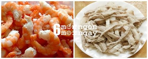 Cách làm món gỏi sứa tôm thịt đậm đà hương vị miền Trung - hình 5