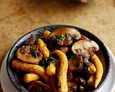 Cách làm nấm kho ngô bao tử cực ngon và dinh dưỡng - hình 1