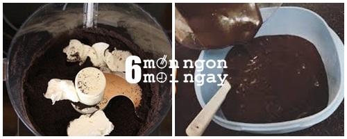 Cách làm bánh chocolate dâu siêu ngon mà không cần lò nướng -hình 3
