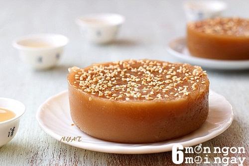 Cách làm bánh tổ thơm ngon theo bí quyết của người miền Trung - hình 1