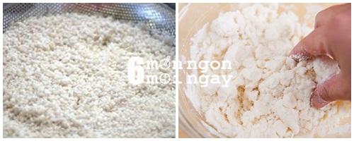 Cách làm bánh tổ thơm ngon theo bí quyết của người miền Trung - hình 2