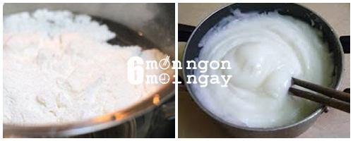 Cách làm bánh tổ thơm ngon theo bí quyết của người miền Trung - hình 5