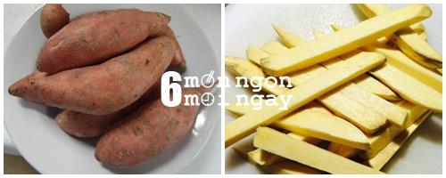 Cách làm khoai lang nướng tiêu ngon ngất ngây - hình 3