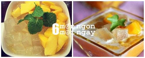 Cách làm món chè nha đam trái cây vừa ngon vừa đẹp da-hình 5