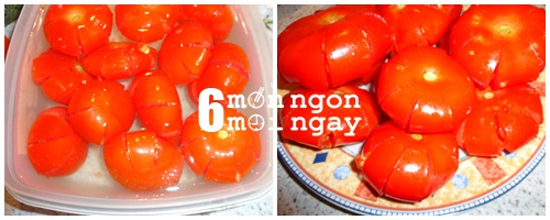 Cách làm mứt cà chua bi thơm ngon cho tết thêm may mắn - hình 3