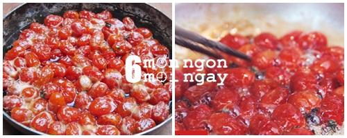 Cách làm mứt cà chua bi thơm ngon cho tết thêm may mắn - hình 4