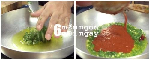 Cách làm ốc biển sốt chua cay ăn là ghiền-hình 4