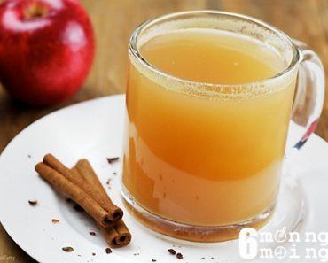 Cách làm rượu táo cam cực ngon đãi khách ngày Tết - hình 1