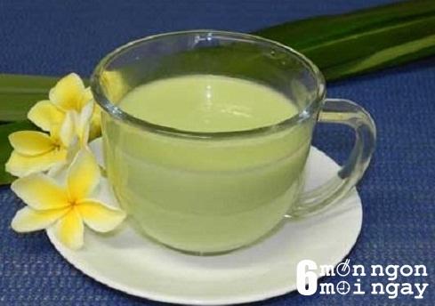 Cách làm sữa đậu xanh nước dừa đơn giản cực tốt cho sức khỏe-hình 1