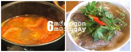 Cách nấu canh cá rô đồng cực ngon đậm chất miền tây - hình 4