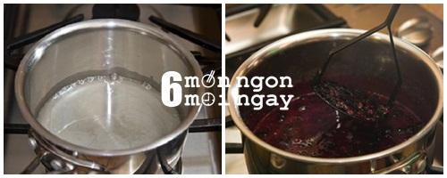 Cách pha trà việt quất bạc hà đãi khách ngày Tết-hình 3