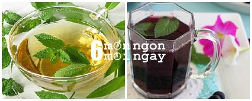 Cách pha trà việt quất bạc hà đãi khách ngày Tết-hình 5