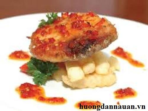 Cách chế biến cá ngừ nướng muối ớt thật cay thật ngon miệng