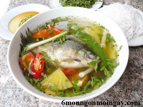Cách nấu cá diếc hầm thơm ngon cho mẹ bầu trong thời kỳ thai nghén