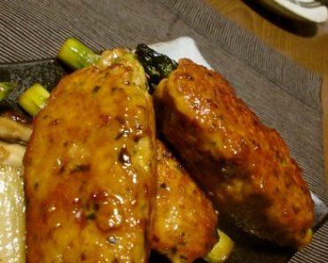 Cách chế biến chả thịt gà măng tây ngon béo bổ dành cho mẹ bầu