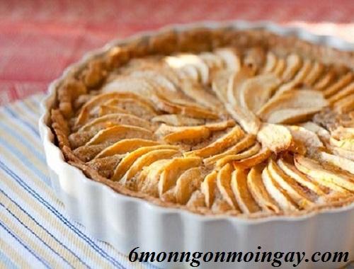 Cách làm bánh táo quế cay thơm giòn cho cả nhà vào cuối tuần