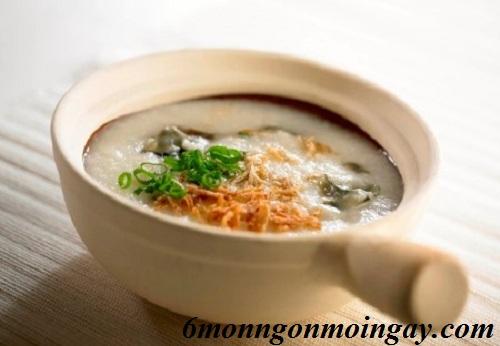 Cách nấu cháo cá cơm lá dâu non thơm ngon dinh dưỡng cho các bé ăn dặm