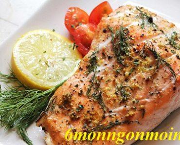 Cách làm món cá hồi nướng độc nhất vô nhị không ăn hơi phí