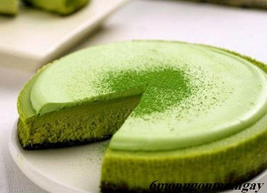 Cách làm bánh gato kem hương vị trà xanh mới lạ hấp dẫn