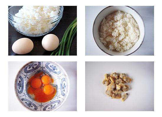 Cách rang cơm ngon hình 2