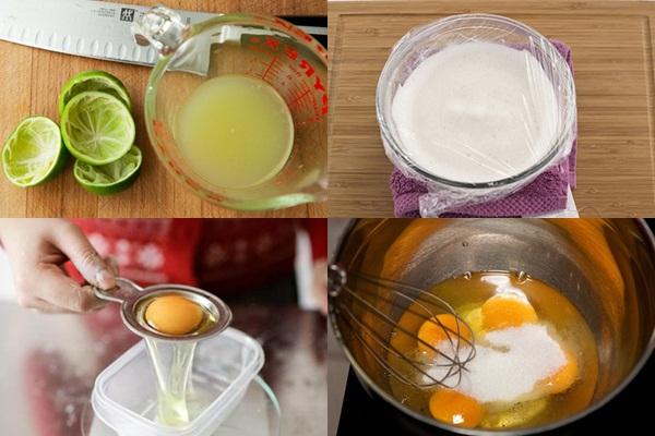 Cách làm kem sữa chua hình 2
