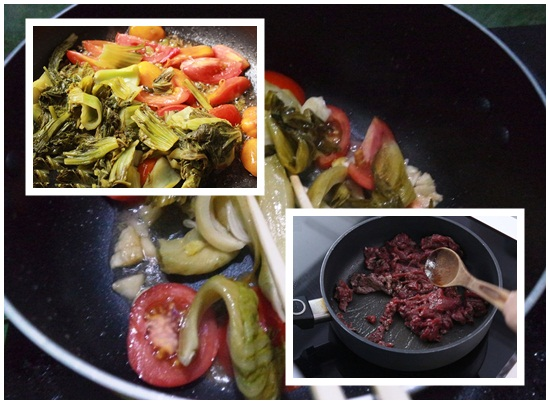 Cách nấu bò kho dưa cải thơm ngon chuẩn vị đơn giản nhất hình 4