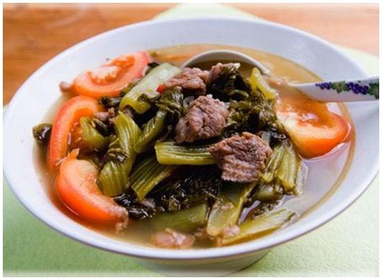 Cách nấu bò kho dưa cải thơm ngon chuẩn vị đơn giản nhất hình 5
