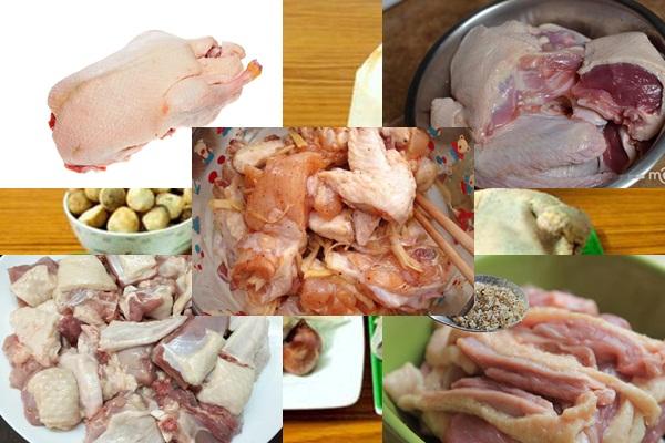 Cách nấu lẩu vịt hình 2