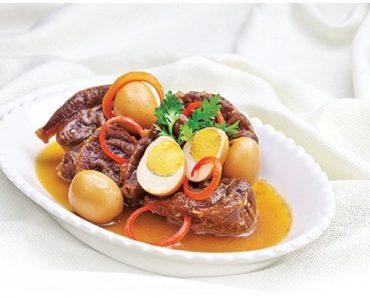Cách nấu thịt bò kho tàu kiểu Nghệ An thơm ngon ngày Tết hình 1