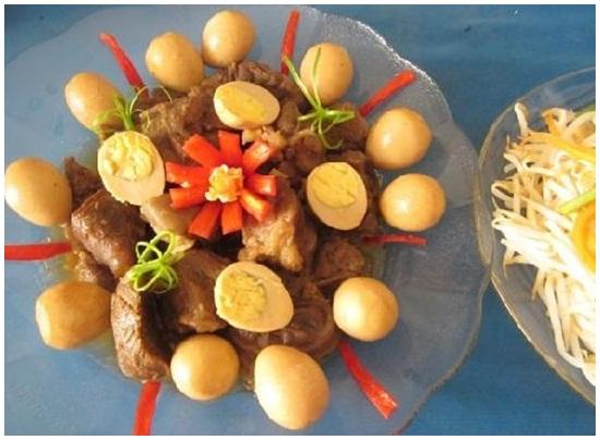Cách nấu thịt bò kho tàu kiểu Nghệ An thơm ngon ngày Tết hình 4