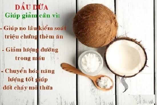 Ăn dầu dừa để giảm cân an toàn và hiệu quả sao cho đúng cách hình 2