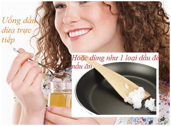 Ăn dầu dừa để giảm cân an toàn và hiệu quả sao cho đúng cách hình 3