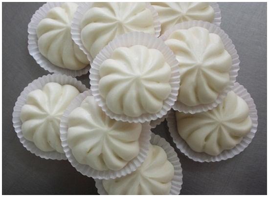 Cách làm bánh bao bằng baking soda cho bánh thơm ngon mềm hình 4