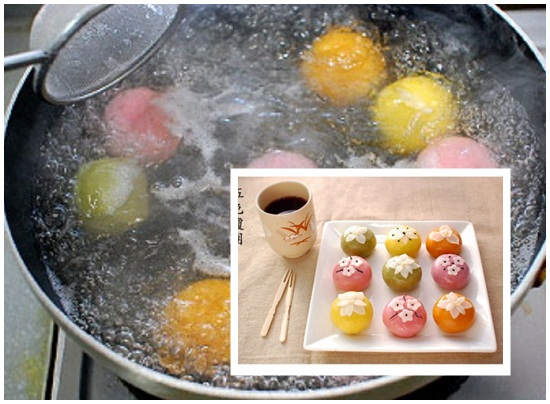 Cách làm bánh bao hấp Hàn Quốc ngộ nghĩnh cho bé tại nhà hình 4