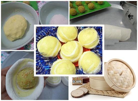 Cách làm bánh bao khoai lang vàng đơn giản thanh đạm mà ngon hình 4