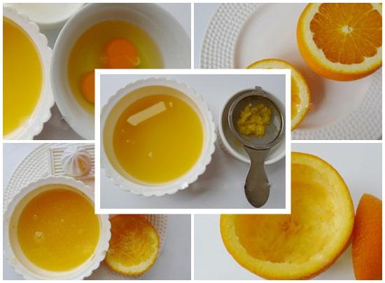 Cách làm bánh flan cam tuyệt đẹp cực ngon và thơm nức mũi hình 2