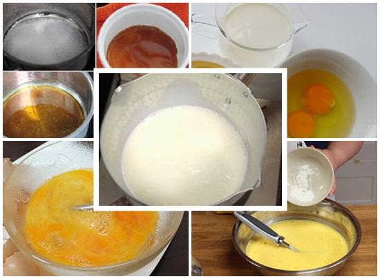 Cách làm bánh flan cho bé ăn dặm ngon miệng bổ và đơn giản hình 2