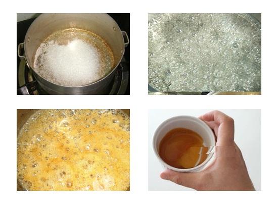 Cách làm bánh flan đậu nành hấp dẫn độc đáo tại nhà ngày hè hình 2