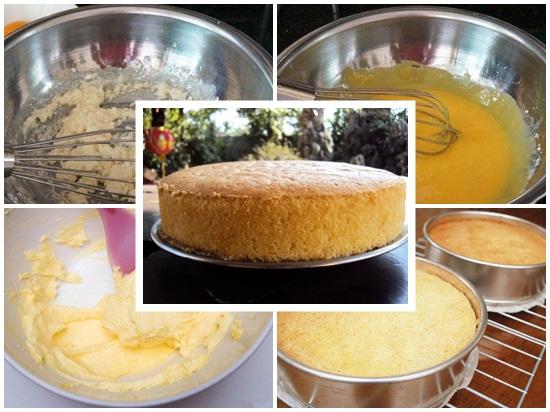 Cách làm bánh gato sinh nhật dễ nhất đơn giản nhất ngon nhất hình 3