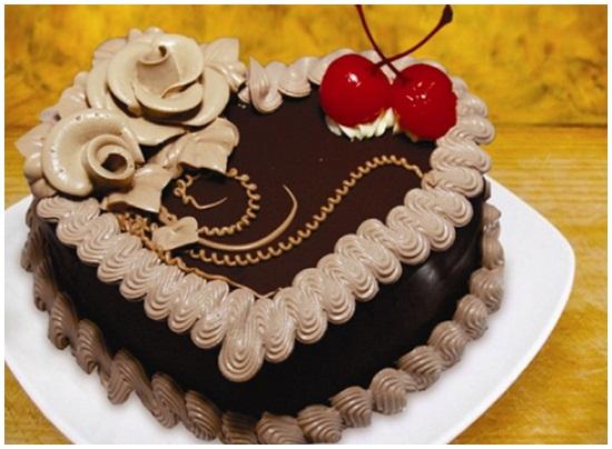 Cách làm bánh kem socola sinh nhật tại nhà cực ngon mà đơn giản hình 1