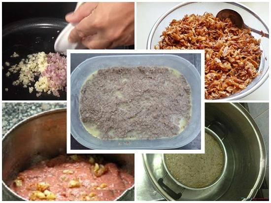 Cách làm bánh mì pate việt nam thơm ngon đơn giản tại nhà hình 4