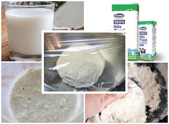Cách làm món bánh bao sữa dừa béo ngậy thơm ngon ngay tại nhà hình 2