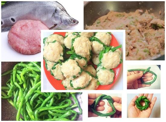 Cách làm món chả cá bọc đậu đũa đơn giản cực ngon lạ vị nhất hình 3