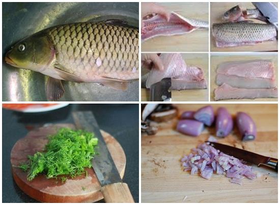 Cách làm món chả cá chép với bí quyết gia truyền cực ngon hình 2